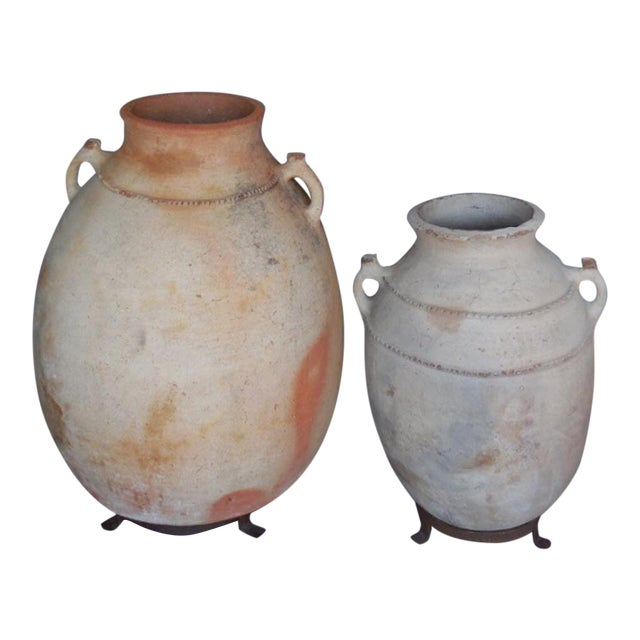 Antique French Pots For Sale