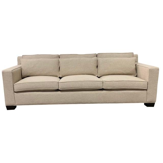 Traditional Ralph Lauren Graham Sofa For Sale - Image 3 of 3