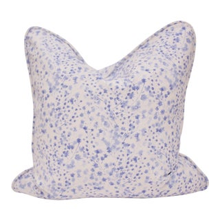 Lulie Wallace Double Sided Down/Feather Pillow For Sale