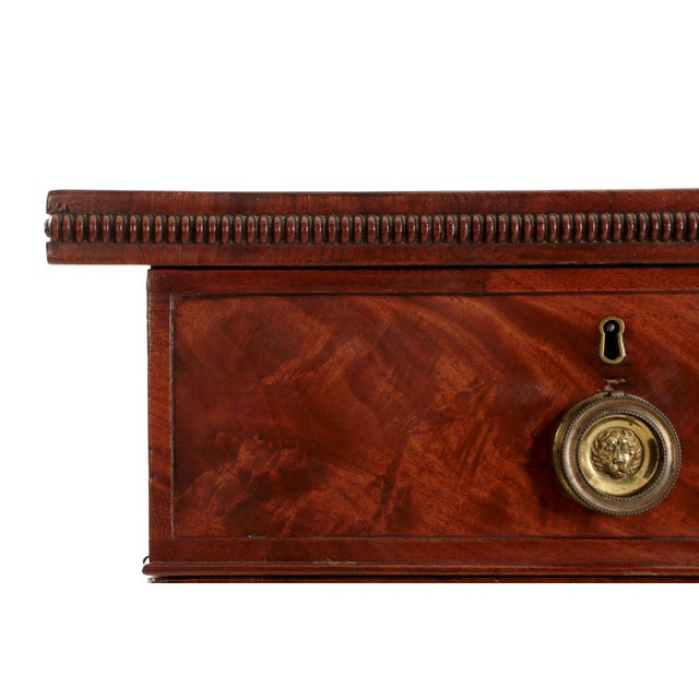 19th Century English William IV Period Antique Sideboard Console For Sale - Image 10 of 11