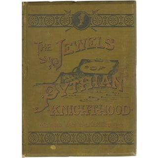 Prose & Poetry: Jewels of Pythian Knighthood For Sale