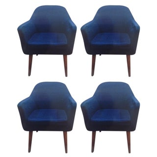 Knoll Eero Saarinen Armchairs - Set of 4