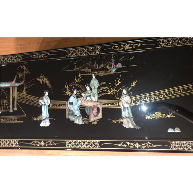 1960s Chinese Coffee Table For Sale In Sacramento - Image 6 of 7