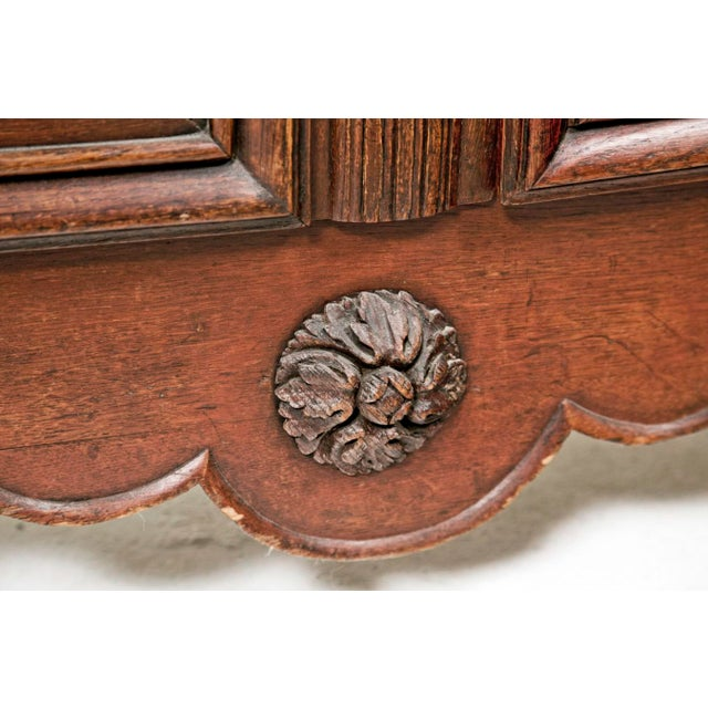 Early 19th Century Early 19th century French Oak Cabinet For Sale - Image 5 of 8