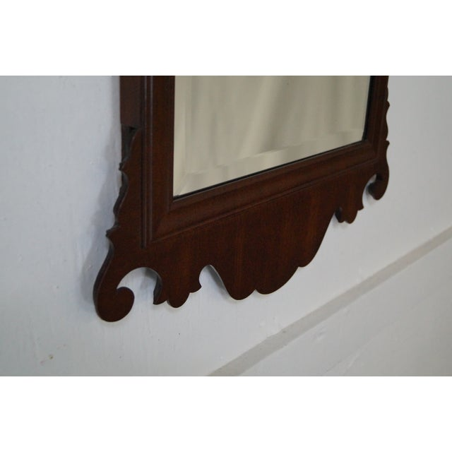 Friedman Friedman Brothers Colonial Williamsburg Mirror For Sale - Image 4 of 7