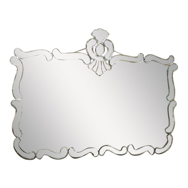 French Deco Mirror For Sale