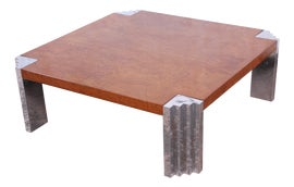 Image of Burlwood Coffee Tables