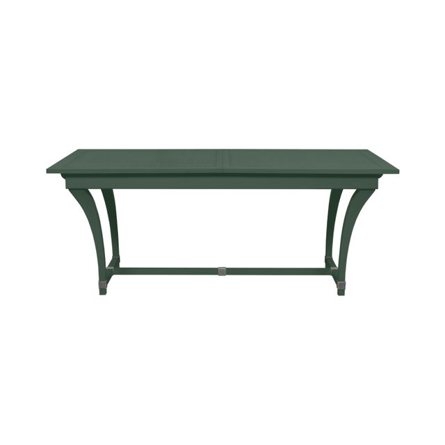 Traditional Casa Cosima Living Rhodes Dining Table - Dakota Shadow For Sale - Image 3 of 3