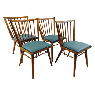 Mid-Century Conant Ball Russell Wright Chairs For Sale