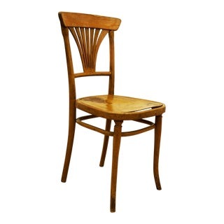 Model No. 221 Chair for Thonet, 1900 For Sale
