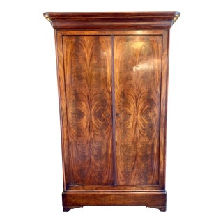 Louis-Philippe Period Petit Armoire For Sale