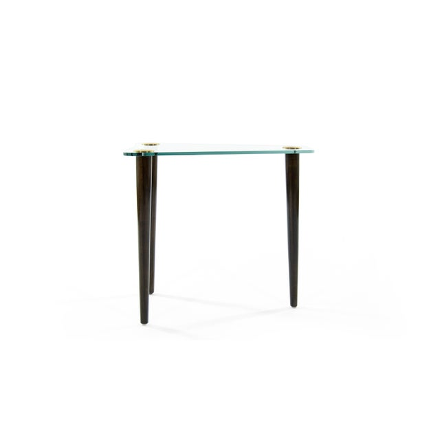 Herman Miller 1950s Wedge Occasional Table by Gilbert Rohde for Herman Miller For Sale - Image 4 of 10