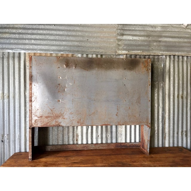 Vintage Industrial Cabinet - Image 4 of 9