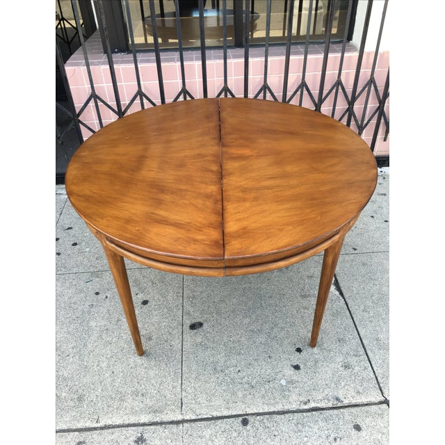 Drexel Mid Century Dining Table - Image 6 of 6