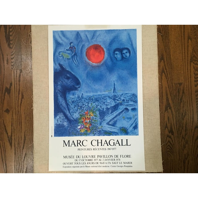 Mid-Century Chagall Peintures Recentes Poster - Image 8 of 9