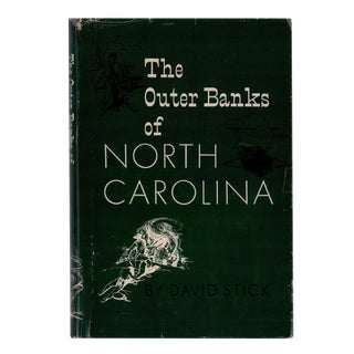 """1974 """"The Outer Banks of North Carolina"""" Collectible Book For Sale"""