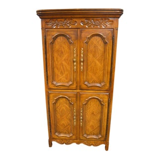 Vintage Drexel Country French Style Armoire