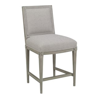 Chaddock - Delphine Counter Stool - Gray For Sale