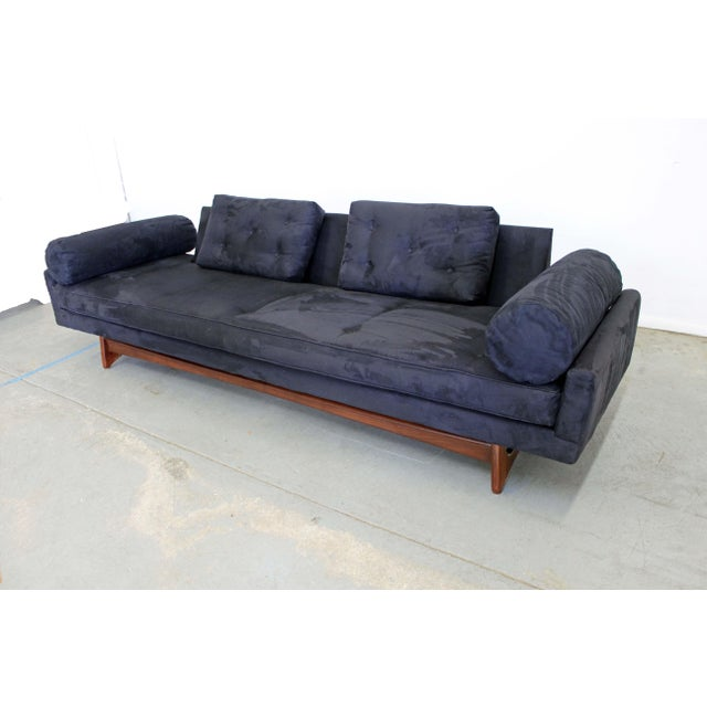 Mid-Century Modern Mid-Century Modern Adrian Pearsall Craft Associates Sculptural Sofa 2408 For Sale - Image 3 of 13
