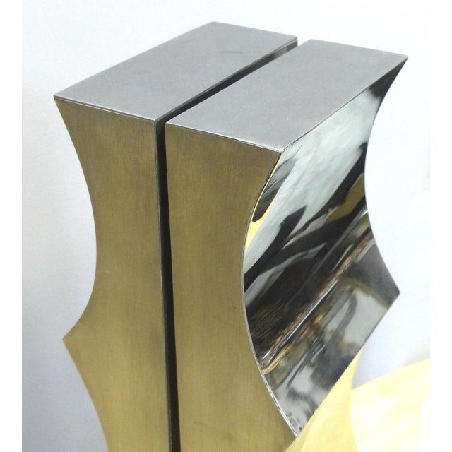 1970s Modernist Aluminum Sculpture by Yutaka Toyota - Image 8 of 11