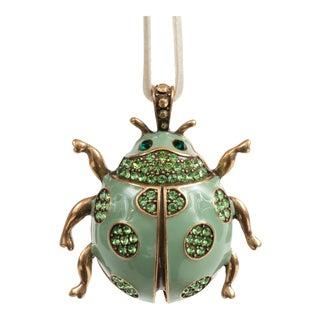 Ladybug Hanging Ornament, Mint For Sale