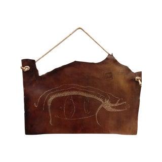 Prehistoric Cave Art II For Sale