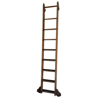 Putnam Rolling Library Ladder Preview