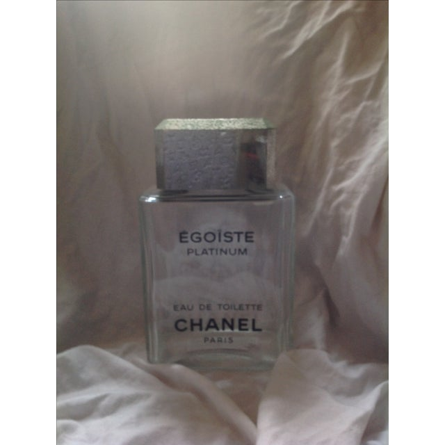 Very Large Chanel Factice Bottle - Image 3 of 3