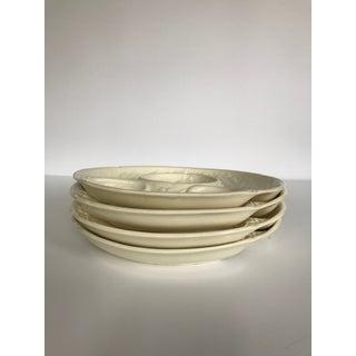 Vintage Erphila Artichoke Plates Made in Czechoslovakia - Set of 4 Preview