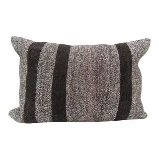 Handmade Turkish Kilim Pillow Cover For Sale