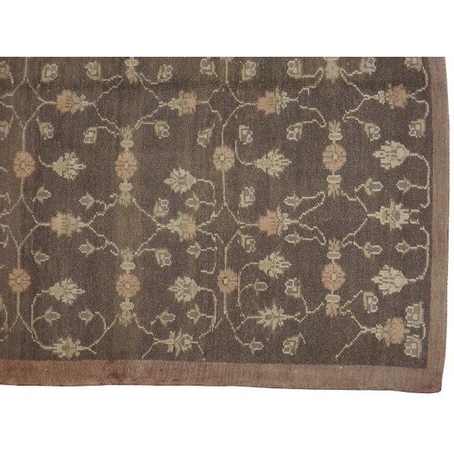 "Vintage Turkish Anatolian Rug - 5'5"" x 8'9"" - Image 3 of 3"