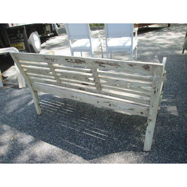 Colonial Bench - Image 2 of 8