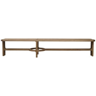 Hay Sculpted Bench - Carla Baz For Sale