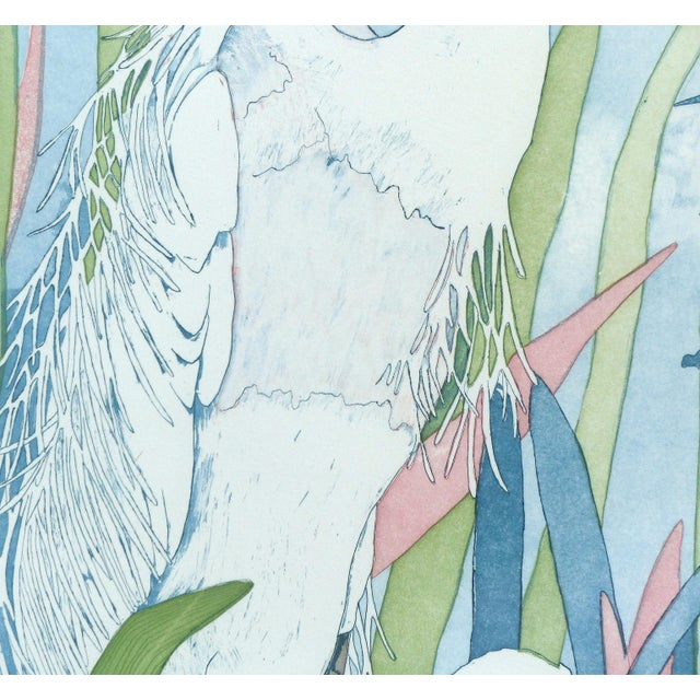 """Children's Judith Hall """"The Rookery"""" Intaglio Print For Sale - Image 3 of 10"""