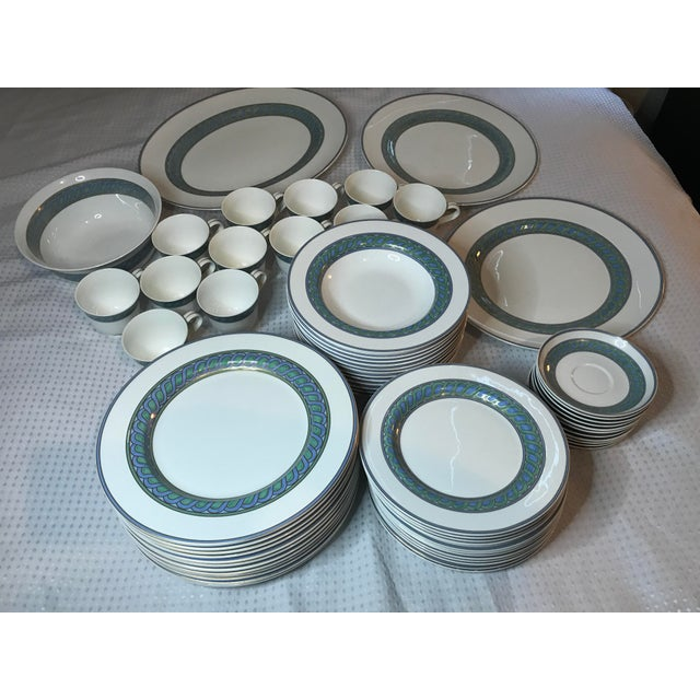 Christofle 12 Serving Dinnerware - Set for 64 - Image 2 of 9