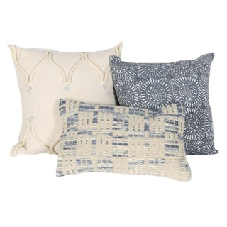 Magnolia Home Down Pillows - Set of 3 For Sale