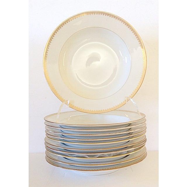 Limoges Soup Bowls - Set of 11 - Image 2 of 5