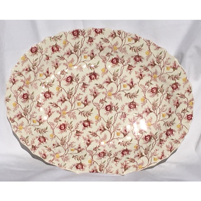 Ceramic Spode Copeland Serving Platter For Sale - Image 7 of 7