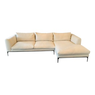 Modern Design Within Reach Jonas Sectional For Sale