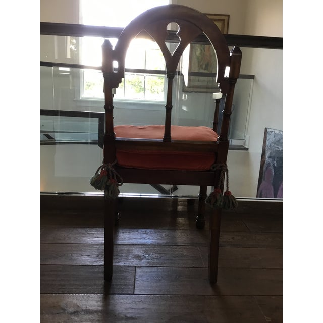 Romanesque/Gothic Style Chairs For Sale - Image 4 of 13