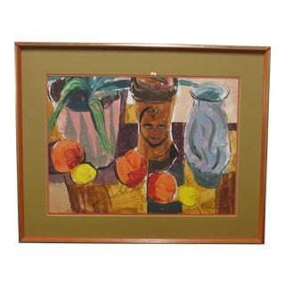 Wayne La Com Still Life For Sale
