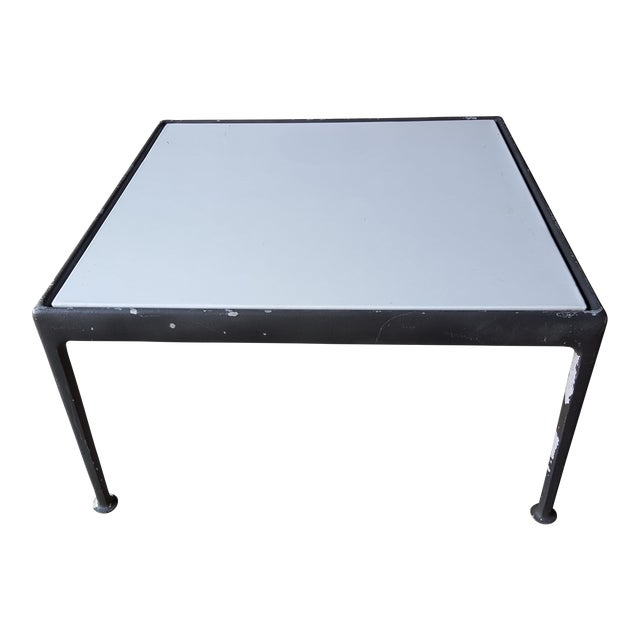 1960s Mid-Century Modern Knoll Richard Schultz Coffee Table / Outdoor Patio Furniture For Sale