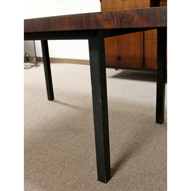 Mid Century Modern Milo Baughman Directional Dining Table Dillinghman 6 Chairs For Sale - Image 9 of 12