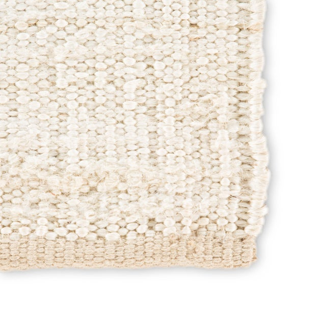 Contemporary Jaipur Living Anthro Natural Cream Area Rug - 2′ × 3′ For Sale - Image 3 of 6