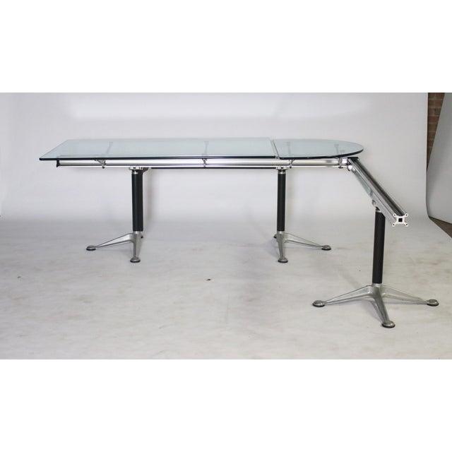 Bruce Burdick Executive Desk for Herman Miller For Sale - Image 9 of 12