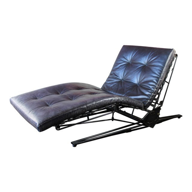 Osvaldo Borsani Chaise Lounge For Sale