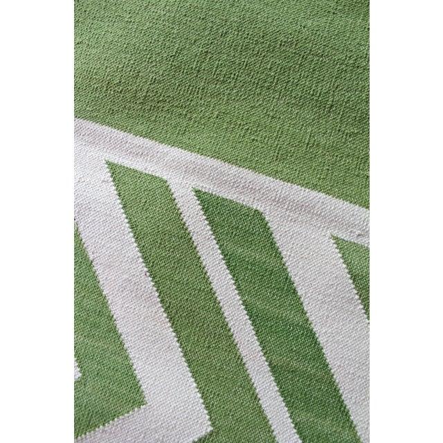 Madeline Weinrib Green Darlington Rug - 8' x 10' - Image 7 of 8