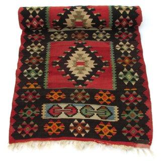 Anatolian Kilim Runner Rug