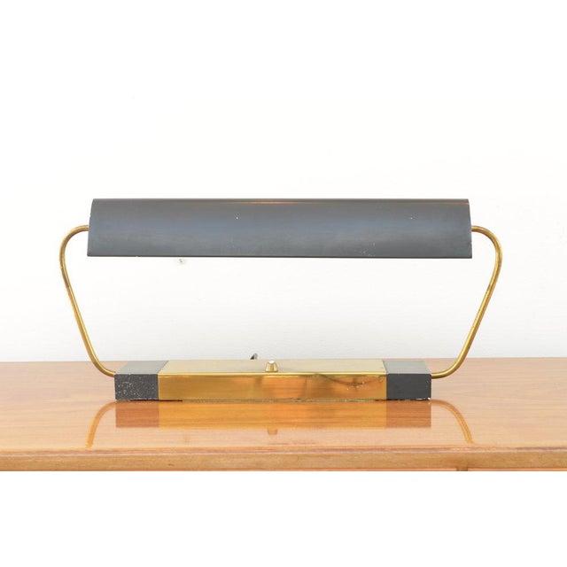 Metal Italian Desk Lamp by Stilnovo For Sale - Image 7 of 7