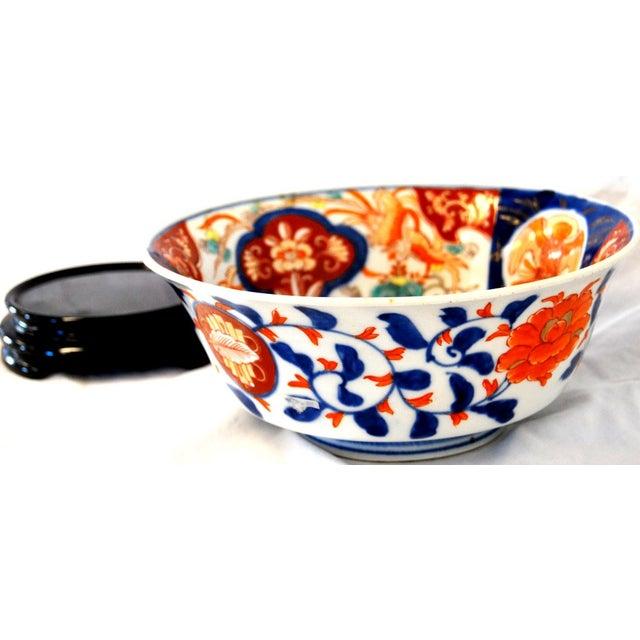 Japanese Imari Porcelain Bowl - Image 6 of 7